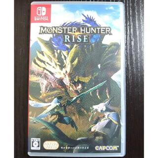 ニンテンドースイッチ(Nintendo Switch)のモンスターハンターライズ Switch ソフト(家庭用ゲームソフト)