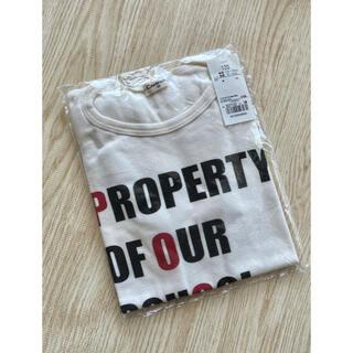 コンビミニ(Combi mini)のcombi mini ロゴTシャツ 半袖(Tシャツ/カットソー)