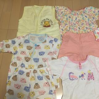 コンビミニ(Combi mini)の女の子夏用パジャマ 100サイズまとめ売り(パジャマ)