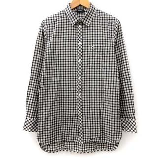 ディーゼル(DIESEL)のディーゼル DIESEL 17SS シャツ チュニック 長袖 黒 14(Tシャツ/カットソー)