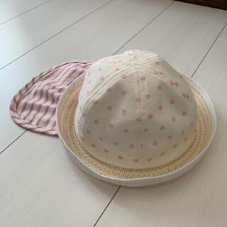 コンビミニ(Combi mini)のCombi mini帽子 48㎝(帽子)