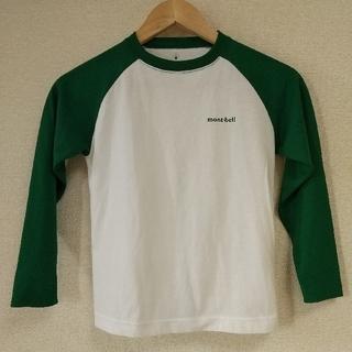 モンベル(mont bell)のmont-bell 長袖Tシャツ130(Tシャツ/カットソー)
