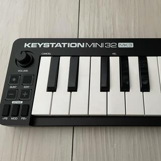 M-Audio Keystation Mini 32 MK3(MIDIコントローラー)