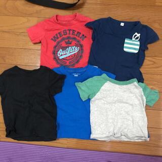 Tシャツ 男の子 80(Tシャツ)