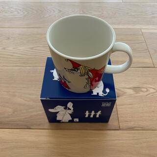 アラビア(ARABIA)の廃盤 ARABIA  アラビア フィリフヨンカ マグカップ  箱付き(食器)