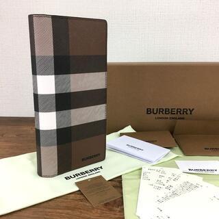 バーバリー(BURBERRY)の未使用品 BURBERRY 長財布 ノバチェック バーバリー 226(長財布)