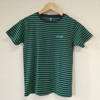モンベル(mont bell)のmont-bell Tシャツ ボーダー 140(Tシャツ/カットソー)