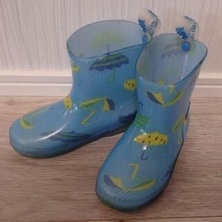 ラグマート(RAG MART)の美品  RAG MART長靴15cm(長靴/レインシューズ)