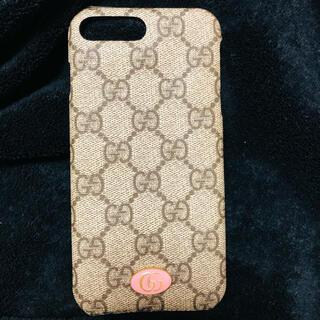 グッチ(Gucci)のGUCCI iPhoneケース(iPhoneケース)