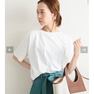 イエナ(IENA)のIENA alvana 別注 DAIRY OVERSIZE Tシャツ(Tシャツ/カットソー(半袖/袖なし))