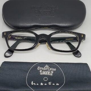 テンダーロイン(TENDERLOIN)の白山眼鏡店 テンダーロインTENDERLOIN 白山眼鏡 Inthewind黒金(サングラス/メガネ)