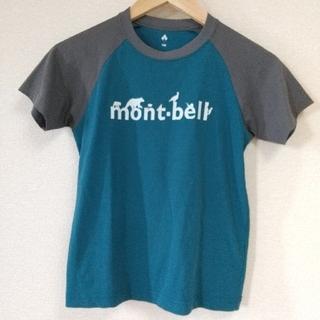 モンベル(mont bell)のみーこ6045さま専用 mont-bellラグランTシャツ140 2枚セット(Tシャツ/カットソー)