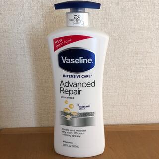 ユニリーバ(Unilever)の新品 ヴァセリン アドバンスドリペア ボディローション ポンプタイプ(ボディローション/ミルク)