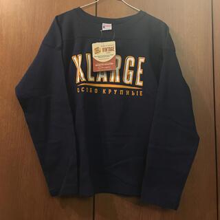 XLARGE - 新品未使用 XLARGE×champion フットボールシャツ