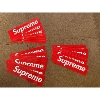 シュプリーム(Supreme)のSupreme ステッカー 30枚セット(しおり/ステッカー)
