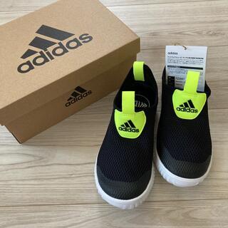 アディダス(adidas)の【新品】adidas キッズ シューズ スリッポン 18.0(スリッポン)