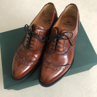 チャーチ(Church's)の美品 チャーチ(ローファー/革靴)