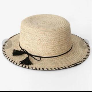 dholic - 麦わら帽子 麦わら ハット ストローハット