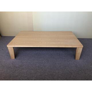☆ 1台のみ 超軽量 150サイズ 折脚テーブル☆(ローテーブル)