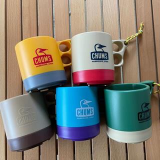 チャムス(CHUMS)のチャムス CHUMS マグカップ   5個セット(食器)