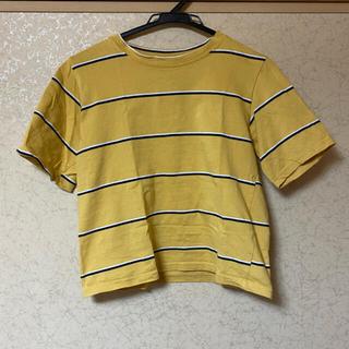 ゴゴシング(GOGOSING)のTシャツ ボーダー 韓国(Tシャツ(半袖/袖なし))