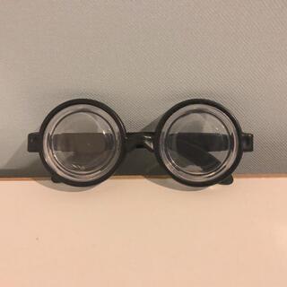 びん底 ガリ勉 ぐるぐる めがね メガネ 眼鏡(小道具)