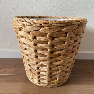 ザラホーム(ZARA HOME)の新品未使用 IKEA バナナ皮プランター 鉢カバー 廃盤 ZARAHOME(プランター)