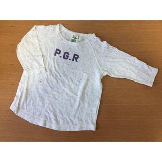 ポニーゴーラウンド(PONY GO ROUND)の【PONY GO ROUND/ポニーゴーラウンド】ネップTシャツM105-115(Tシャツ/カットソー)