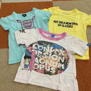 コンベックス(CONVEX)のTシャツ 3枚まとめ売り(Tシャツ/カットソー)