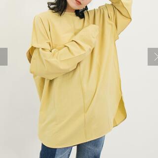 カスタネ(Kastane)のレイヤードアレンジロンTee(Tシャツ(長袖/七分))