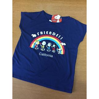ピーナッツ(PEANUTS)の【スヌーピー/PEANUTS】Tシャツ150cm◆タキヒヨーSNOOPY(Tシャツ/カットソー)
