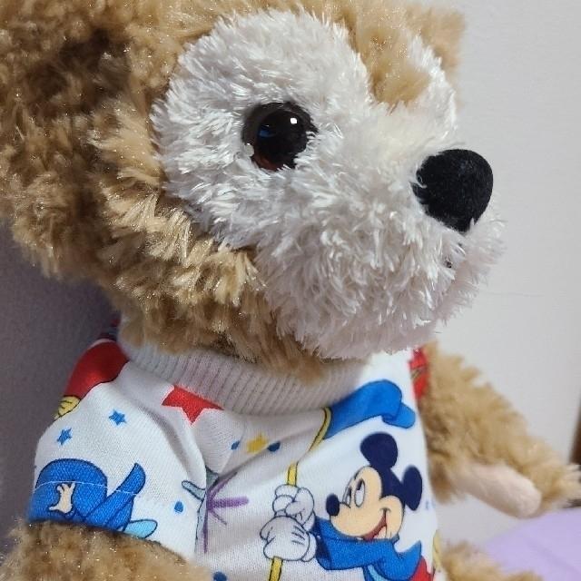 ダッフィー(ダッフィー)のダッフィー ポーチリメイク エンタメ/ホビーのおもちゃ/ぬいぐるみ(ぬいぐるみ)の商品写真