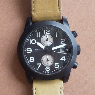 マークバイマークジェイコブス(MARC BY MARC JACOBS)のマークバイマークジェイコブス  クロノグラフ(腕時計(アナログ))