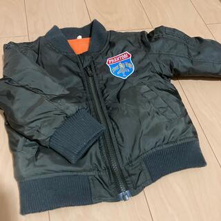 ニシマツヤ(西松屋)のMA-1ジャケット(ジャケット/上着)