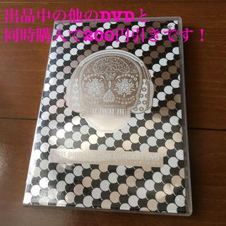 ビッグバン(BIGBANG)の2011 BIGBANG LIVE DVD 3枚組み(ミュージック)