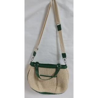 KEITA MARUYAMA ハンドル&ショルダー 2way バッグ(ショルダーバッグ)