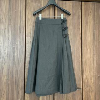ビームスボーイ(BEAMS BOY)のBEAMSBOY ギャバキルトプリーツスカート(ロングスカート)