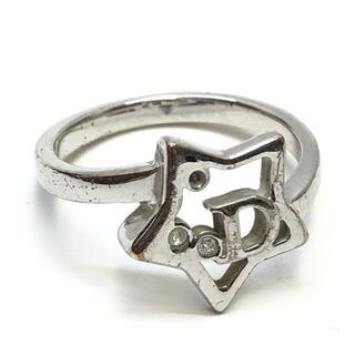 ディオール(Dior)のディオール リング シルバー(リング(指輪))