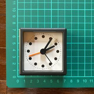 プラスマイナスゼロ(±0)のプラスマイナスゼロ アラーム時計(置時計)