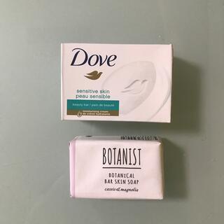 ユニリーバ(Unilever)のソープ ダヴ ビューティ クリーム バー センシティブ 石鹸 ボタニスト(洗顔料)