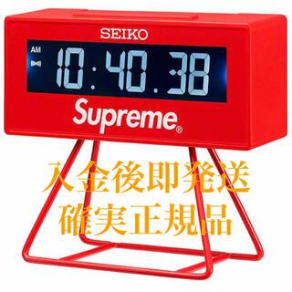 シュプリーム(Supreme)のSupreme®/Seiko Marathon Clock(置時計)