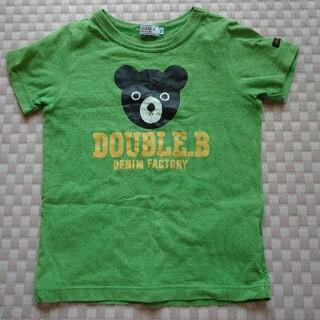 ダブルビー(DOUBLE.B)のダブルビー Tシャツ 110(Tシャツ/カットソー)