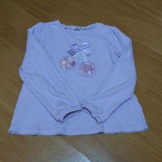 エニィファム(anyFAM)のさこさん専用☆ anyFAN 長袖Tシャツ 130(Tシャツ/カットソー)