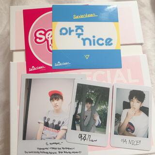 セブンティーン(SEVENTEEN)のseventeen special edition トレカ ウォヌ ジョシュア(K-POP/アジア)
