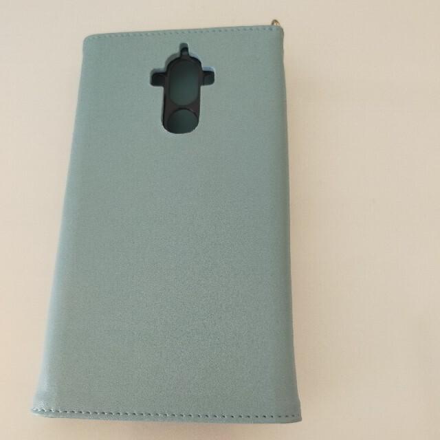 HUAWEI(ファーウェイ)のHUAWEI Mate9 スマホケースとガラスフィルム1枚 スマホ/家電/カメラのスマホアクセサリー(Androidケース)の商品写真