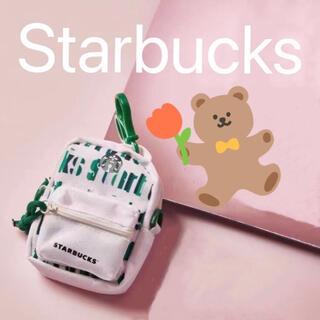 スターバックスコーヒー(Starbucks Coffee)のスタバ 海外限定 スターバックス ショルダーバッグ 小物入れ コインケース(ショルダーバッグ)