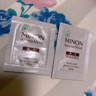 第一三共ヘルスケア - ミノン 化粧水 乳液 サンプル
