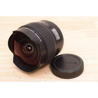 オリンパス(OLYMPUS)のE27 /OLYMPUS 8mm F3.5 /3219-17(レンズ(単焦点))