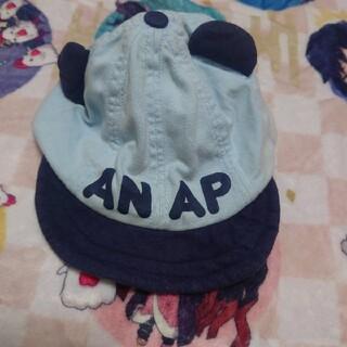 アナップキッズ(ANAP Kids)の近日処分★アナップキッズ ANAP Kids くま耳キャップ 46(帽子)