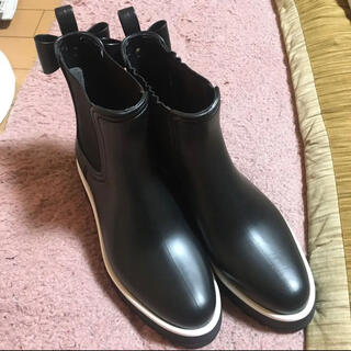ケイトスペードニューヨーク(kate spade new york)のケイトスペード サイドゴアレインブーツ(レインブーツ/長靴)